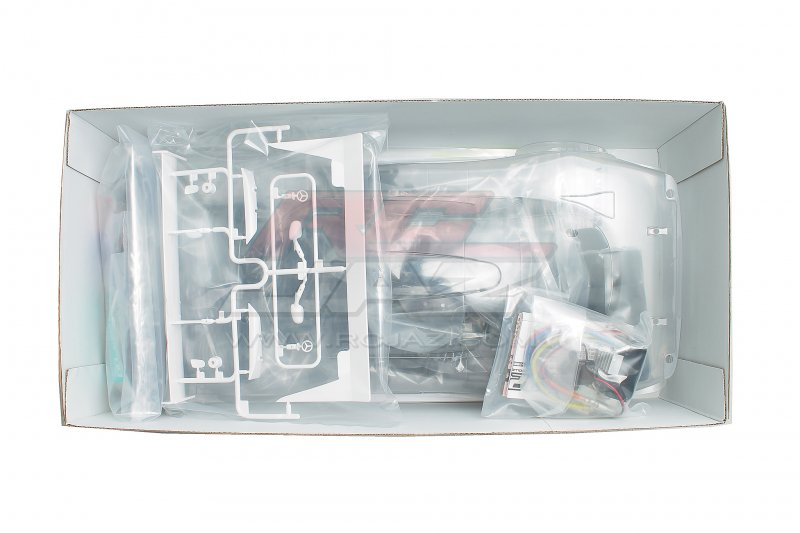 Tamiya Mercedes CLK-GTR Original TL-01 Ceramic Rubber Sealed Bearing Kit