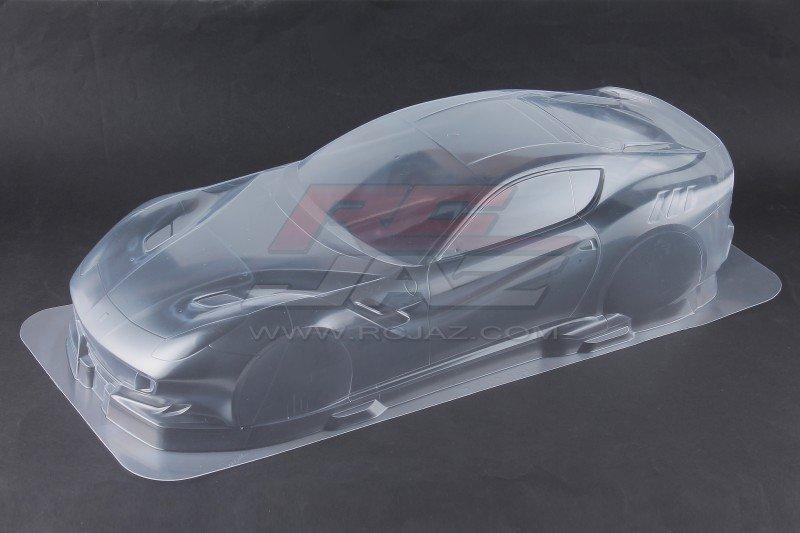 tt-02 TAMIYA RC Ferrari f12tdf kit 1:10
