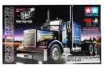 Tamiya #56356 - 1/14 Grand Hauler Black Edition (Matte Black)