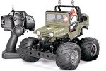 Tamiya #57743 - RC RTR Wild Willy 2 - WR02