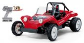 Tamiya #57884 - 1/10 XB Buggy Kumamon Version (DT-02 Chassis) Red Edition