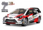 Tamiya #57903 - 1/10 XB Toyota Gazoo Racing WRT / Yaris WRC (TT-02 Chassis) Ready To Run