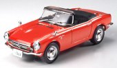 Tamiya #23011 - 1/20 Honda S800 (Red)