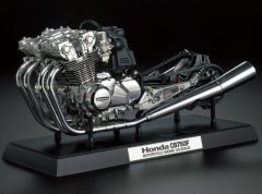 Tamiya 16024 1/6 Honda CB750F Motorcycle Engine