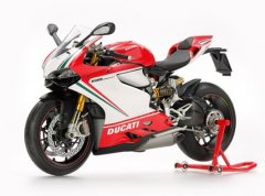 Tamiya #21161 - 1/12 Ducati 1199 Panigale S Tricolore Finished Model