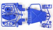 Tamiya #9000548 - D Parts (Blue) for CW-01 Lunch Box 58347/58546/58575/57861/49459/57749