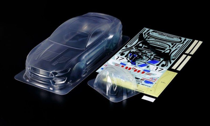 Tamiya #51614 - Ford Mustang GT4 Body