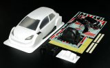 Tamiya #92400 - 1/10 Toyota Yaris WRC Painted Body Parts Set