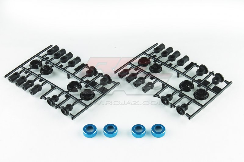 Tamiya #54878 - TRF SSBB Damper Upgrade Set