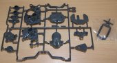 Tamiya #0015024 - A Parts (Gearbox) for Trike T3-01 Dancing Rider