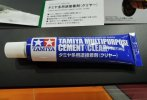 Tamiya #87188 - Multi-Purpose Cement Clear