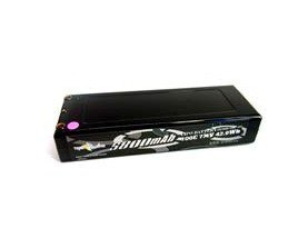 TEAMPOWERS 7.4V 5800mAh 100C LiPo battery (TP-5800-100C-2s)