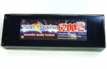 Team Powers 7.4V 6200mAH 90C LiPo Battery