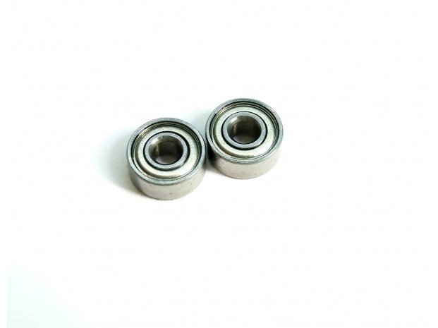 Team Powers Ceramic Motor Bearing - 2pcs per pack - metal shield