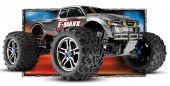 Traxxas (#3908) - 1/10 Scale 4WD Brushless Monster Truck - E-MAXX Brushless Edition