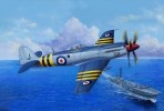 Trumpeter 02851 - 1/48 Supermarine Seafang F.MK.32 Fighter