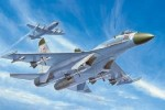 Trumpeter 01661 - 1/72 Russian Su-27 Early type Fighter