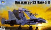 Trumpeter 01678 - 1/72 Russian Su-33 Flanker D