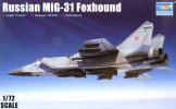 Trumpeter 01679 - 1/72 Russian MiG-31 Foxhound