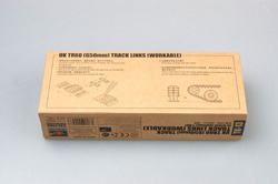 Trumpeter 02043-1:35 UK TR60 track for British challenger 2 MBT 650mm Neu