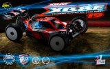 XRAY 350156 XB8E 2019 Specs - 1/8 Luxury Electric Off-Road Car